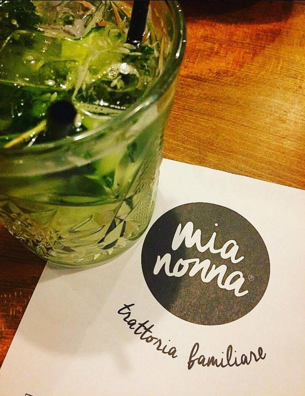 Cocktail de notre restaurant italien à Nantes
